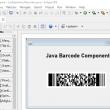Java PDF417 Barcode Package 21.05 full screenshot