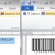 BarCodeWiz Interleaved 2of5 Barcode Font 4.01 full screenshot