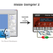 Maize Sampler Editor for Mac OS X 2.29 full screenshot