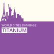 GeoDataSource World Cities Database (Titanium Edition) February.2018 full screenshot