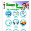 Shopper's Lil' Helper Mobile Website 1.0 full screenshot