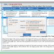 EML to PDF Converter0.21 2.0 full screenshot