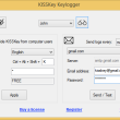 KISSKey Keylogger 3.4.4.170 full screenshot