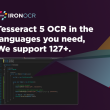 Tesseract OCR in C# 2021.9.0 full screenshot