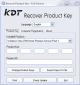 KDT Recover Product Key 1.1.2 full screenshot