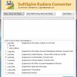 Transfer Mail from Eudora to Thunderbird 3.1.9 full screenshot