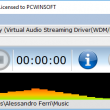 1AV Sound Recorder 2.3.4.50 full screenshot