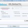 Softaken AOL Backup Pro 1.0 full screenshot