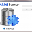 SoftAmbulance MS SQL Recovery 2.19 full screenshot