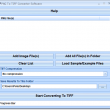 PNG To TIFF Converter Software 7.0 full screenshot