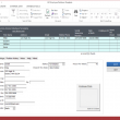 HR Employee MS Access Database Template 2.3.0 full screenshot