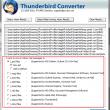 Save Thunderbird Email as PDF 7.4 full screenshot