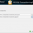 SysInfo SQL Transaction Log Recovery 18 full screenshot