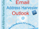 Email Address Harvester Outlook 6.1.2.23 full screenshot
