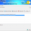NSF to PST Converter 7.0 full screenshot