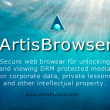 ArtistScope Site Protection System 2.0 full screenshot