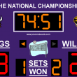 Volleyball Scoreboard Standard v3 3.0.0 full screenshot