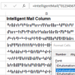 USPS Intelligent Mail IMb Barcode Fonts 16.11 full screenshot