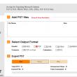 MailsMagic PST to VCF 1.0 full screenshot