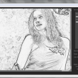 Instant Photo Sketch Pro for Mac OS X 2.0 full screenshot