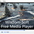 Free Media Player 1 full screenshot