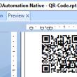 Crystal Reports QR Code Barcode 20.01 full screenshot