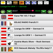 OnRadio Music Stream Plus 3.9 full screenshot
