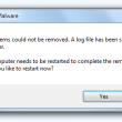 Malwarebytes Anti-Malware Cleanup Utility 3.1.0.1035 full screenshot