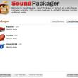 SoundPackager 10.0 full screenshot