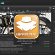 Confidential Free Edition 1.0 full screenshot