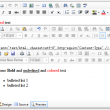 MstHtmlEditor Control for .NET WinForms 4.17.1.9 full screenshot