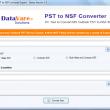 DataVare PST to NSF Converter Expert 1.0 full screenshot
