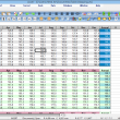 SSuite Accel Spreadsheet 8.44.1 full screenshot