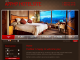 X-Brown Template for ApPHP Hotel Site 1.0.4 full screenshot