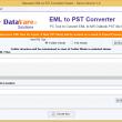 DataVare EML to PST Converter Export 1.0 full screenshot