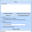MS Publisher To Excel Converter Software 7.0 full screenshot