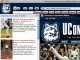 UCONN Huskies IE Browser Theme 0.9.0.1 full screenshot