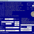 Lunar Calendars and Eclipse Finder 16.36 full screenshot