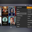 Plex Media Player 2.58.0.1076 full screenshot