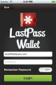 LastPass Wallet 2.0.5 full screenshot