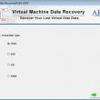Virtual Machine Data Recovery 18.0 full screenshot