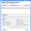 Remove Attachments from EML File 2.2.3 full screenshot