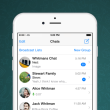 WhatsApp for iOS 2.21.40 full screenshot