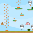 Bunny and coronavirus (Windows version) 1.0 full screenshot