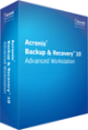 Acronis Backup & Recovery 10 Advanced Workstation full screenshot