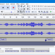 Audacity for Mac OS X 2.2.2 full screenshot