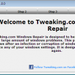 Tweaking.com - Windows Repair 2020 (4.9.0) full screenshot