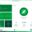 Panda Antivirus Pro 2016 17.0.1 full screenshot
