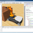 Webots PRO for Linux R2019b full screenshot