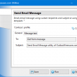 Send Email Message 4.11 full screenshot